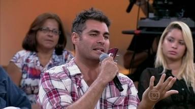 Thiago Lacerda: 'A tendência é que se solidifique mais essa relação homem-mulher ' - Para o ator, igualdade começa dentro de casa