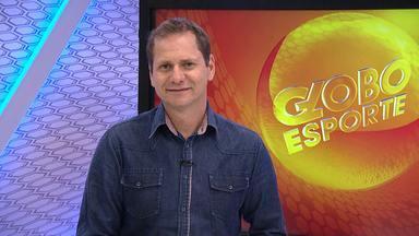 Bob Faria antecipa os destaques do Globo Esporte MG deste sábado - Programa mostra como foi o embarque do Atlético-MG para a Bolívia e a preparação do Cruzeiro para enfrentar o Araxá