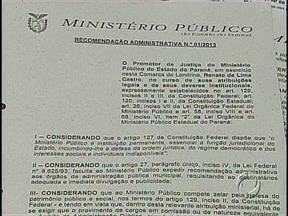 MP quer suspensão de aumentos de salários na câmara de vereadores de Londrina - Os salários que tiveram aumento com base em certificados sem relação com o cargo desempenhado pelo servidor são considerados ilegais pelo Ministério Público.