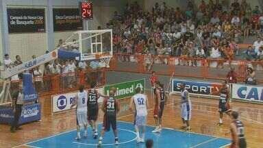 Basquete Limeira perdeu para o Brasília - O Basquete Limeira perdeu a partida contra o Brasília na partida de quinta-feira (7) em mais um jogo da Liga Nacional de Basquete.