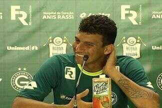 Dupla Neto Baiano e Walter enfrentará o Vila pela 1ª vez - Atacantes são armas para o Goiás, que tentará manter a invencibilidade na temporada e vencer o rival mais uma vez.