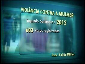 Valadares registra em média 110 ocorrências de violência doméstica - Valadares registra em média 110 ocorrências de violência doméstica
