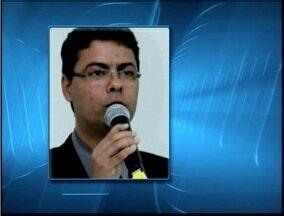 Corpo do jornalista Rodrigo Neto é velado em Ipatinga - Corpo do jornalista Rodrigo Neto é velado em Ipatinga.