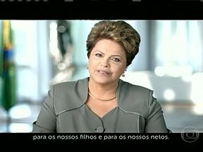 Governo reduz impostos da cesta básica - Dilma Rousseff anunciou o fim da cobrança dos impostos federais sobre os produtos que compõem a cesta básica. Segundo o IBGE, a comida foi o que mais pesou na inflação do ano passado.
