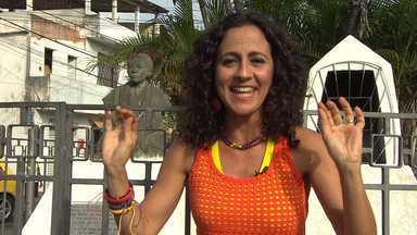 Maria Menezes mapeia o bairro do Engenho Velho da Federação - Ela conhece as figuras mais pitorescas do bairro