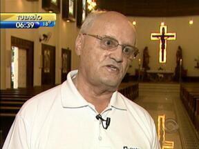 Padre superior da comunidade Jesuíta de Florianópolis revela encontro com Papa Francisco - Padre superior da comunidade Jesuíta de Florianópolis revela encontro com Papa Francisco