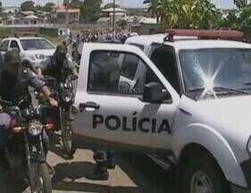 Começa em Manacapuru, no AM, treinamento de policiais para implantação do Ronda no Bairro - Programa do governo estadual prevê redução dos índices da criminalidade