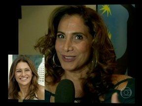 Totia Meirelles elogia amiga Dira Paes: 'Ela é um escândalo, pura emoção' - Três atrizes de Salve Jorge são puro elogios para a atuação da paraense