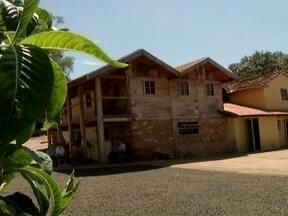 Rocinha - Ricardo Fela foi conhecer um patrimônio histórico de Lençóis Paulista