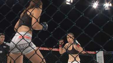 As mulheres do MMA - As mulheres estão sempre ocupando seu espaço, e no MMA não é diferente. Elas estão por toda parte: na torcida, na organização, e principalmente se enfrentando dentro do octógono. Fomos até o Predador UFC em Rio Preto, e conferimos uma luta feminina.