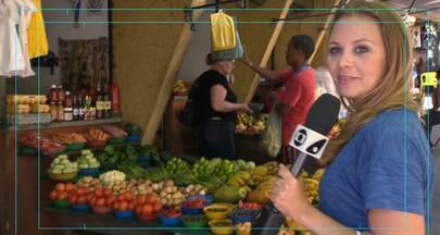 Em Movimento: Pimentas - Parte 1 - Fomos até o mercado da Vila Rubim procurar os ingredientes para preparar uma conserva de pimentas. Aprenda o passo a passo e comece a saborear!