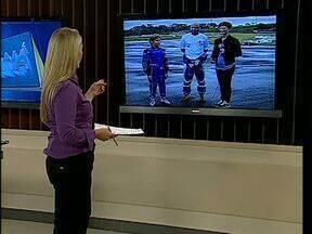 Copa Paraná de Kart movimenta Cascavel - Mais de cinquenta pilotos participam da primeira etapa do campeonato.