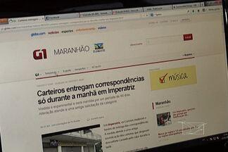 O Portal G1 Maranhão completa 1 ano no ar - Notícia, informação, entretenimento, tudo ao alcance do internauta.