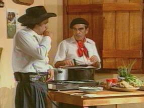 Relembre a entrevista de Nico Fagundes com Mestre Leite, o chef de cozinha da Pulperia - Um bate-papo inesquecível que vale a pena relembrar.