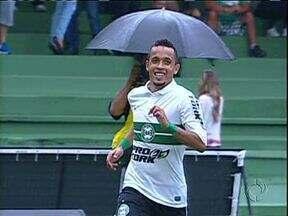 Coritiba vence o Cianorte no Couto Pereira - Rafinha e Alex marcaram na vitória por 2 a 0.