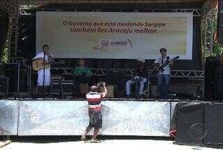 Parque dos Cajueiros tem programação especial no Aniversário de Aracaju - Parque também é um dos pontos mais conhecidos da cidade.