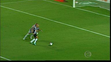 Atlético-MG goleia o América-MG no Independência - Galo venceu por 5x2.