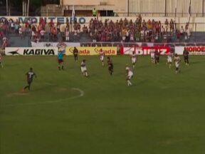 Mesmo com dificuldade, River-PI vence Cori e mantém liderança isolada - O gol único do Galo foi marcado ainda no primeiro tempo. Com a vitória, o tricolor chegou aos 17 pontos e não pode mais ser alcançado nesta rodada