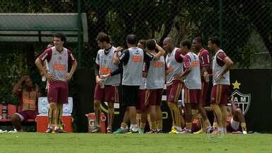 Atlético-MG enfrenta América de Teófilo Otoni nesta quarta-feira (20) - Jogo ocorre às 19h30, no Vale do Mucuri.