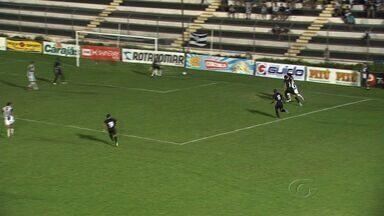 Léo Gamalho marca cinco na goleada do ASA - Alvinegro bateu o Corinthians-AL por 6 a 2.