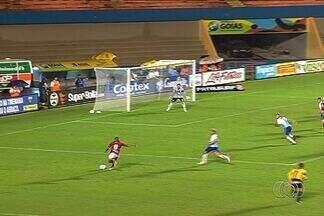 Atlético-GO vence Grêmio Anápolis e retorna ao G-4 do Goianão - Dragão goleou equipe anapolina por 3 a 0.