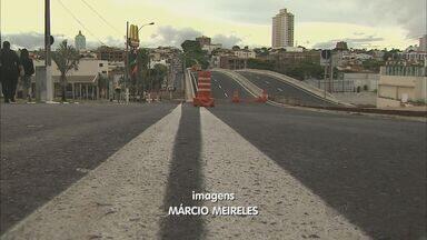 Viaduto da Avenida Major Nicácio é inaugurado em Franca, SP - Prefeitura e Ministério Público chegaram a acordo depois de polêmica sobre a obra.