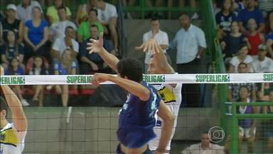 Semifinais da Superliga de Vôlei Masculino começam neste fim de semana - Minas e Cruzeiro estão na disputa.