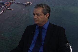 Prefeito de Capela (SE) fala sobre a administração da cidade - O gestor Ezequiel Leite Neto (PR) é o entrevistado de hoje (22) no quadro 'Fala Prefeito'. Entre os assuntos comentados está o planejamento da cidade para os próximos quatro anos e a atual situação do município.