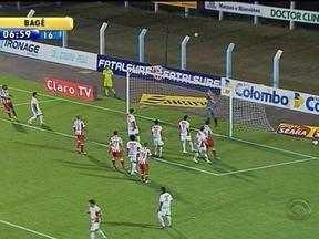 Inter vence o São Luiz de Ijuí no Gauchão - Partida terminou em 2 a 1 para o Inter.