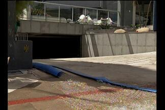 No Dia Mudial da Água, TV liberal registra flagrantes de desperdício - De acordo com a Cosanpa, 45% da água potável em Belém é desperdiçada.
