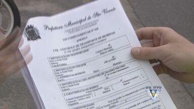 São Vicente vai multar quem jogar entulho nas ruas - Lei começa a ser aplicada nesta segunda-feira (25)