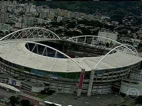 Jogos do Campeonato Carioca são transferidos do Engenhão para o São Januário - Os jogos do Campeonato Carioca, nesta quarta (27) e quinta (28), foram transferidos para o Estádio do São Januário depois da interdição do Engenhão. Uma obra de R$ 376 milhões, inaugurada apenas seis anos atrás.