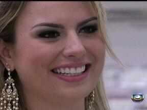 Mineira Fernanda é a vencedora do Big Brother Brasil 2013 - A advogada de 26 anos recebeu 62% dos votos. Ela enfrentou três paredões e foi líder uma vez. Andressa disputou a reta final do programa com o casal Andressa e Nasser.