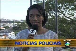 Oito corpos são registrados nas últimas 24 horas em Sergipe - A maioria dos casos foi oriunda por acidentes de trânsito. Vigilante tem arma roubada enquanto trabalhava em um órgão público em Nossa Senhora do Socorro (SE). Confira a ronda policial de hoje.