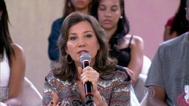 Andrea Ramal: 'Aluno cometeu erro, mas tem chance de recuperação' - Educadora diz que escolas têm que educar para a paz