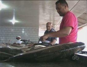 Semana Santa movimenta as peixarias de Guajará-Mirim - A tradição em consumir peixes, movimenta as vendas e comerciantes lucram nesta época do ano.