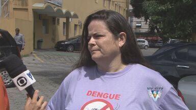 São Vicente registra epidemia de dengue na cidade - Além da cidade, Santos, Praia Grande e Cubatão também passam por problema