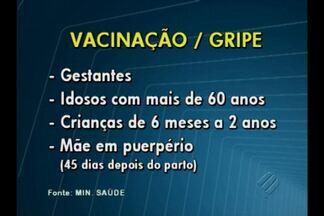 Ministério da Saúde anuncia campanha de vacinação para todo o Brasil - Veja na reportagem.