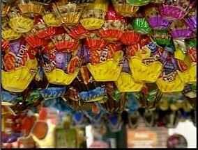 Especialistas indicam que consumo de chocolate não deve ultrapassar 500 gramas - Consumos maiores podem causar problemas de saúde.