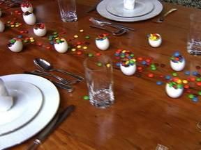Decoração de mesa especial para a páscoa - Domingo é celebrado o domingo de páscoa. E cada vez mais, a arte de receber ganha destaque. Por isso nós aproveitamos a ocasião para ensinar você a preparar uma mesa bonita e que vai encantar principalmente as crianças.