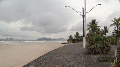 Rede hoteleira da região confia no tempo para receber turistas - A rede hoteleira da Baixada Santista, no litoral de São Paulo, confia no tempo para receber turistas durante o feriado de Páscoa.
