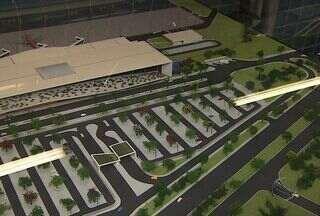 Governador de SE assina acordo para obras do Aeroporto de Aracaju - Novo terminal se enquadra nas necessidades para a Copa do Mundo.