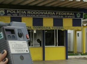 Polícias Rodoviárias Estadual e Federal iniciam operação Semana Santa - Na região sudoeste, os agentes redobraram a atenção em rodovias como a BA-262 e BA-263.