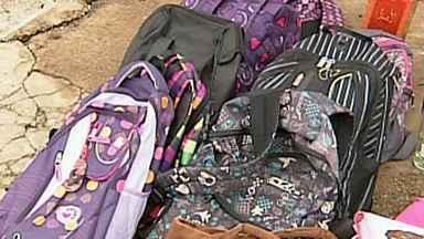 Cerca de 70 adolescentes são apreendidos em festa com bebidas e drogas em Uberlândia - Segundo a polícia, a festa foi organizada por um dos jovens.