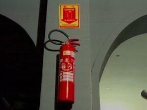 Uso de fogos de artíficio está proibido em boates e casas de shows em Teresina - Uso de fogos de artíficio está proibido em boates e casas de shows em Teresina