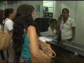 Operação é montada pelo Procon na rodoviária de Salvador - Quem se sentir lesado por algum descumprimento por parte das empresas de ônibus pode prestar queixa.