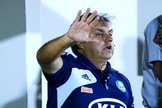 Palmeiras segura Gilson Kleina para a sequência da temporada - Mesmo com elenco frágil, diretoria não promete reforços para 2013