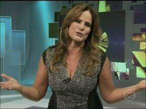 Renata Ceribelli relembra seu tempo de Video Show - A apresentadora fala sobre o carinho pelo programa e histórias engraçadas