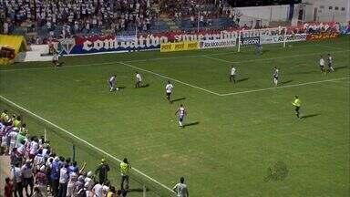 Veja como foi a vitória do Guarani sobre o Fortaleza - Confira com Alysson Oliveira
