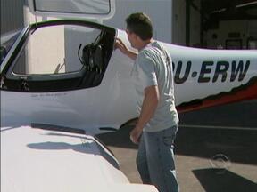 Empresários vão aos EUA com aviões fabricados no estado - Serão três dias de viagem.